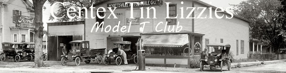 Cen Tex Tin Lizzies banner photo
